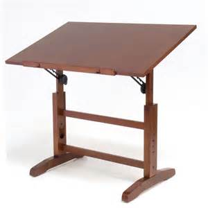 Wooden Drafting Tables Product Features