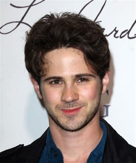 Connor Paolo Hairstyles in 2018