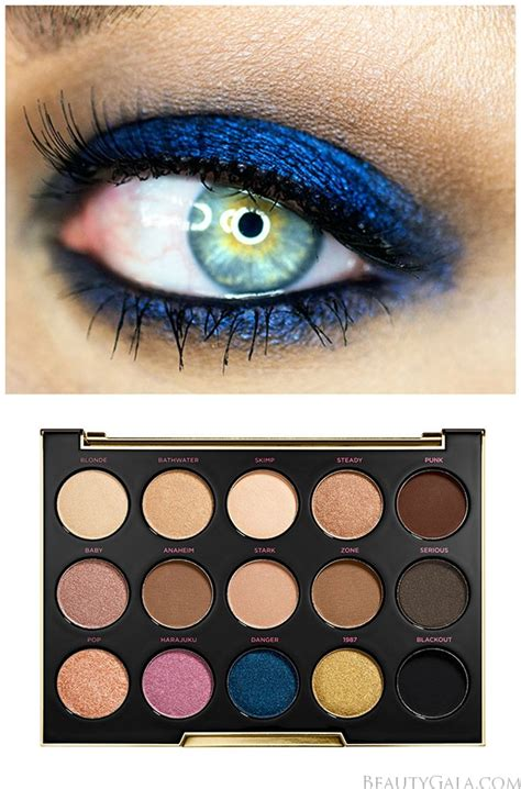 eyeshadow tutorial gwen stefani palette urban decay gwen stefani palette tutorial look