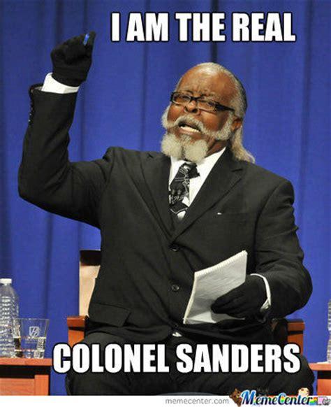 Colonel Sanders Memes - black colonel sanders by gothemoskye meme center