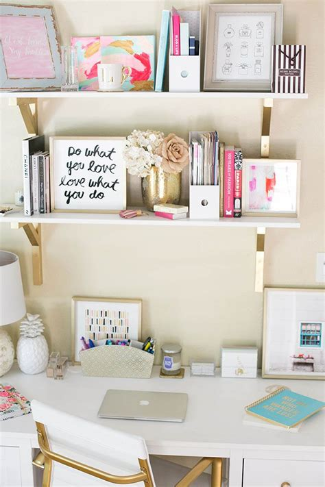 how to decorate your desk at home 25 best ideas about home office decor on pinterest