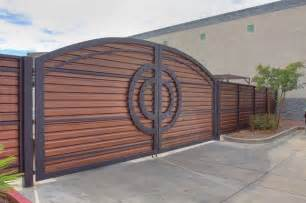 Awning Installers Modern Iron Gate By First Impression Security Doors