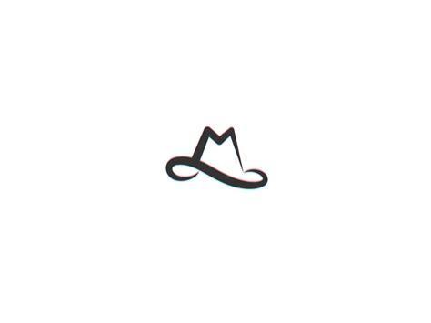 design logo hat m hat logo for millennium hats wip by aditya logo