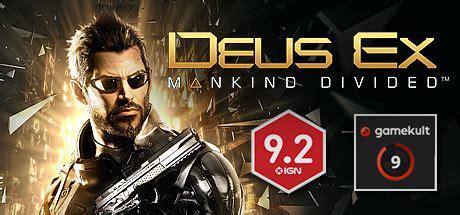 Deus Ex Mankind Divided Steam Original Pc deus ex mankind divided on steam