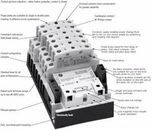 lighting contactor wiring diagram elec eng world