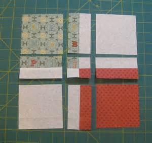 disappearing four patch a tutorial material quilts