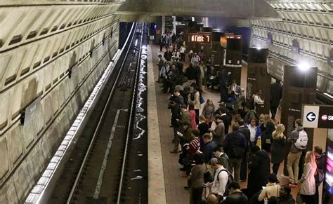 Subway Background Check Washington Subway To Shut For Day For Safety Checks