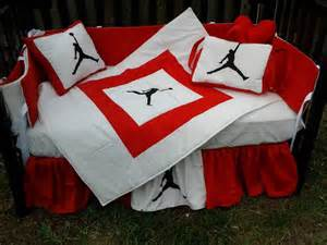 michael and white crib bedding set baby stuff