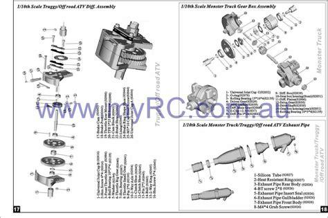 rc car diagram 1 10 rc car diagram wiring diagrams wiring diagram and