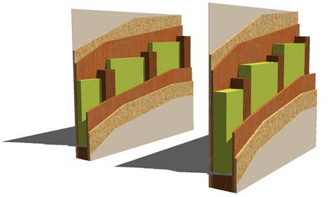 pareti prefabbricate per interni prefabbricate in legno pareti interne villeurop