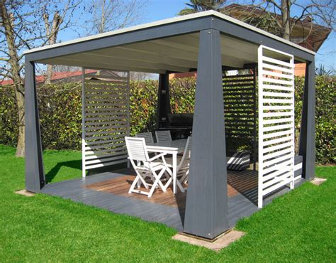 pavillon 2 5x2 5 gazebo anche in inverno idee tende da sole