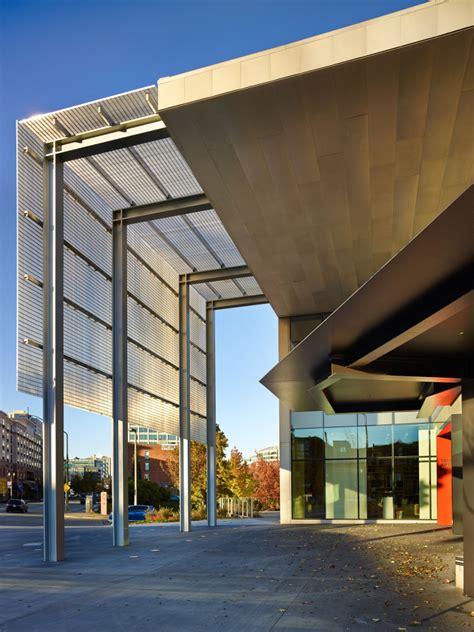 modern canopy olson kundig merges western history and modern art