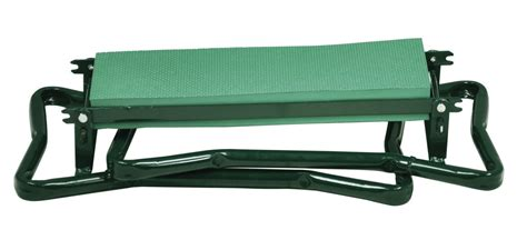 gardening bench kneeler folding garden kneeler and bench
