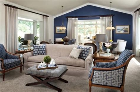 Minto Homes Floor Plans by 15 Refrescantes Dise 241 Os De Salas En Color Azul