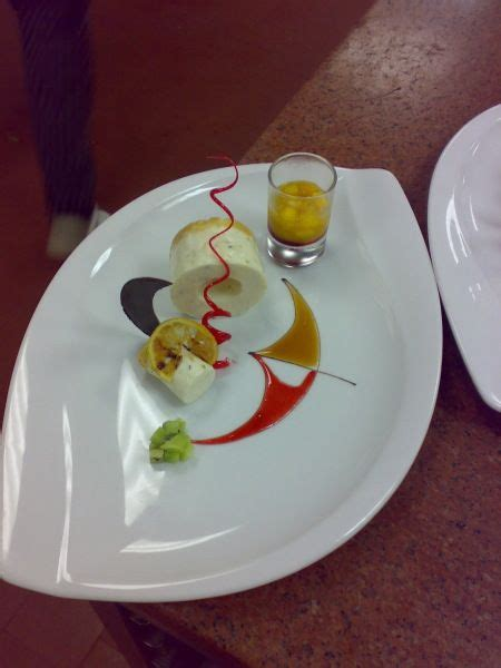 plated dessert   Inspirations for Show pieces, decorating