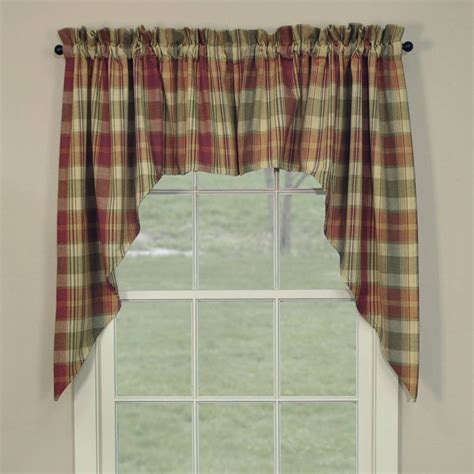 country swag curtains country swag curtains saffron swags 72 quot x 36 quot