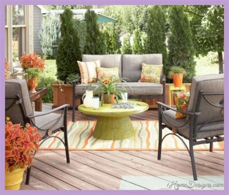 creating an outdoor patio deck decorating ideas 1homedesigns com