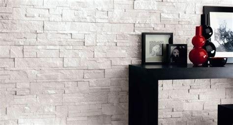 piastrelle da parete pietra rivestire una parete con la pietra pareti come