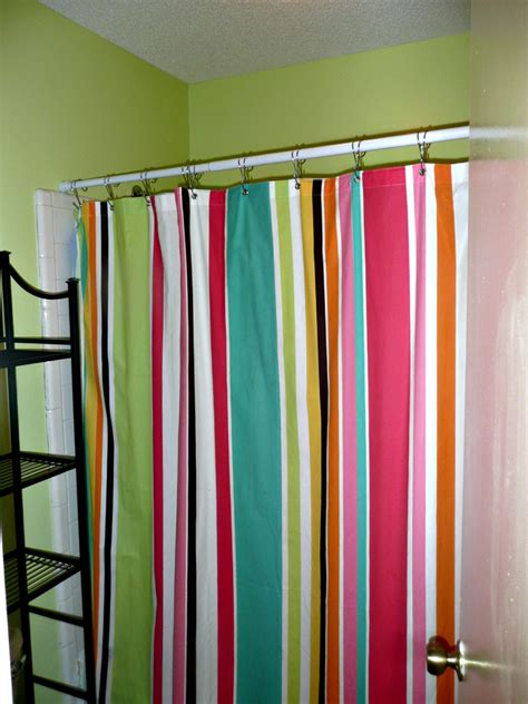 Bright Colored Shower Curtains Bright Colored Shower Curtains Home Design Ideas