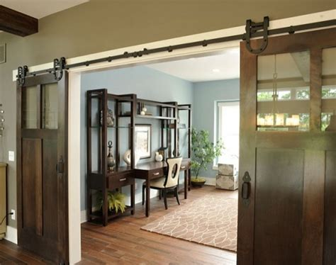 Exterior Sliding Barn Door Kit Choosing Functional Sliding Barn Doors We Bring Ideas