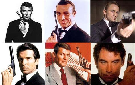 aktor film james bond james bond 12 actors and 26 movies in 56 years