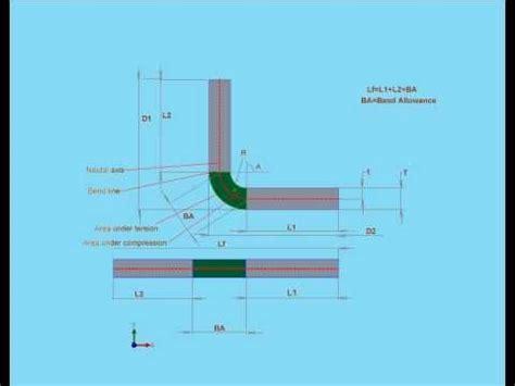 tutorial solidworks electrical 2014 pdf solidworks 2010 tutorial bend allowance bending