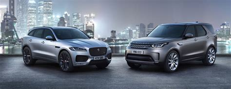 jaguar range of cars jaguar land rover company of the year 2017