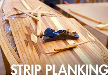 clc boats cedar strips strip planked or cedar strip boats are handsome and light