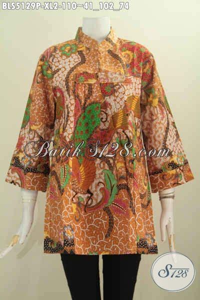 desain baju kerah online toko baju batik online koleksi paling up to date sedia