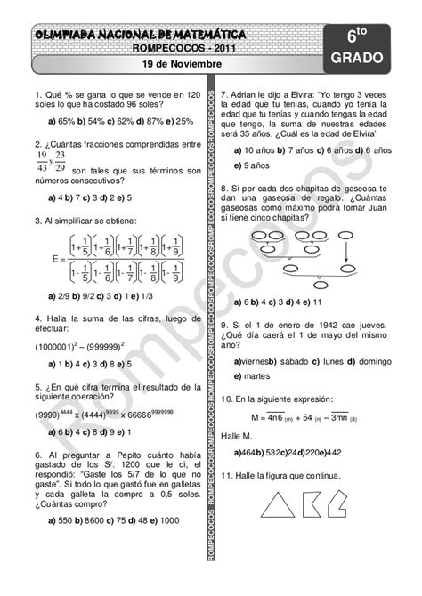 examenes resueltos de las olimpiadas cientficas plurinacionales examenes resueltos para la olimpiada cientifica 2016