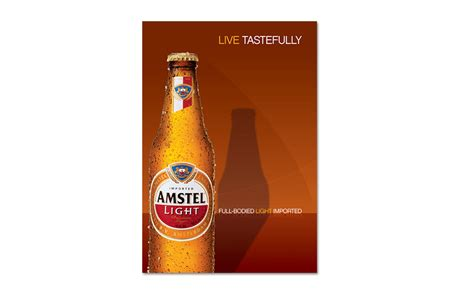Amstel Light Content by Web Design Los Angeles L 21towin Los Angeles Graphic