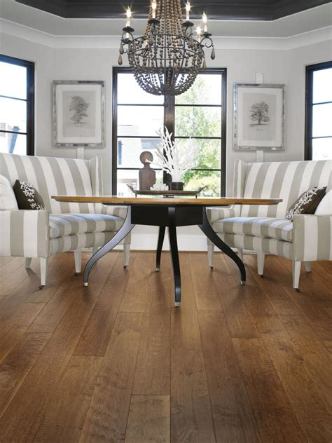 Hardwood Kitchen Floors Hgtv Kitchen Hardwood Floors