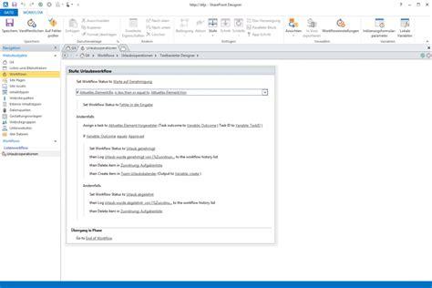 sharepoint foundation 2013 workflow urlaubsverwaltung sharepoint erkl 228 rt gate4