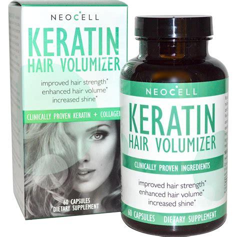 Product Review Kiehls Thick Volumizer Hav by Buy Neocell Keratin Hair Volumizer 60 Capsules 60