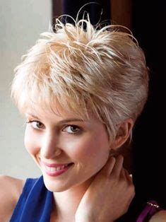 can you have a feathered cut for thick curly hair 20 short hair for women over 40 sassy bangs and crown