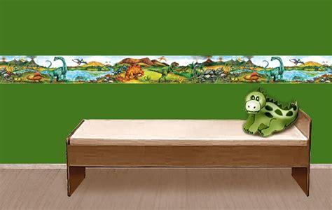 bordure kinderzimmer dinosaurier f 252 r spannende abenteuer im kinderzimmer bord 252 re