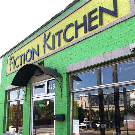 The Fiction Kitchen the fiction kitchen is vegan bbq legit in