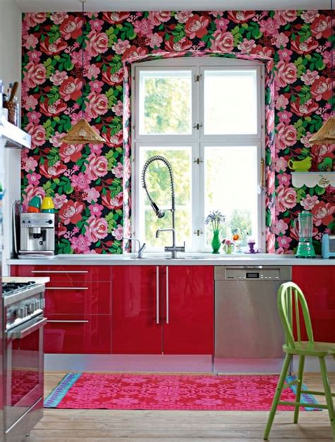 interior design patterns wallpaper and fabrics with floral pattern for decoration in interior design interior design