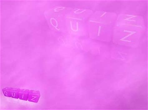 Headings Quiz 01 Powerpoint Templates Quiz Powerpoint Template