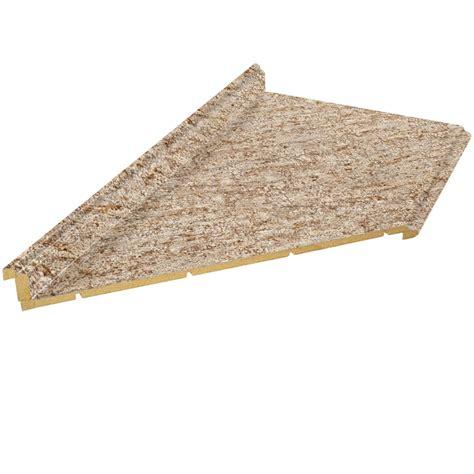 shop vti laminate countertops wilsonart 8 ft golden