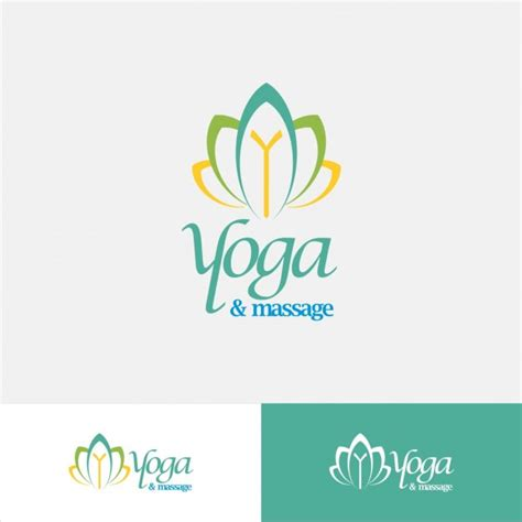 yoga imagenes logos logo abstracto de yoga descargar vectores gratis