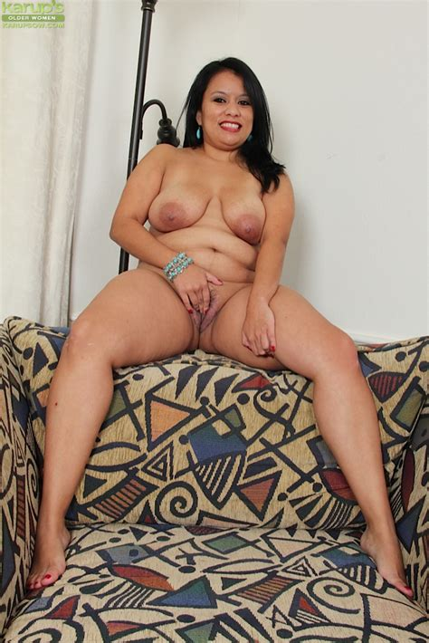 Brunette Latina Milf Lucey Perez Is Having Her Pussy Filmed All Fat Pics Com