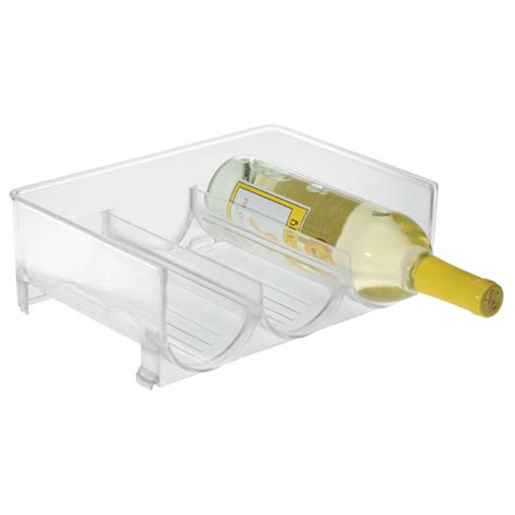 plastic wine rack 3 bottles in wine racks and cabinets