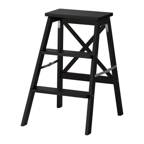 Small Bedroom Ideas Ikea bekv 196 m stepladder 3 steps black 63 cm ikea