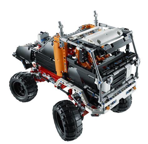 Lego Technic Remote 4x4 Crawler Jeep 9398 Lego Technic 9398 Crawler 4x4