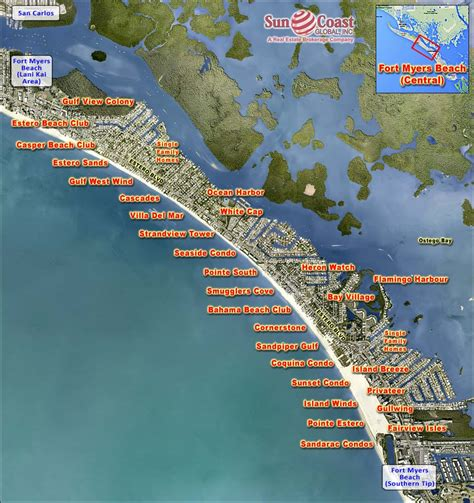map of florida fort myers fort myers real estate fort myers florida fla fl