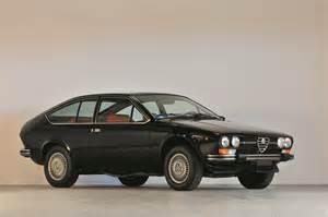 Alfa Romeo Gto 1979 Alfa Romeo Alfetta Gtv 2000 Coup 233 Classic Driver