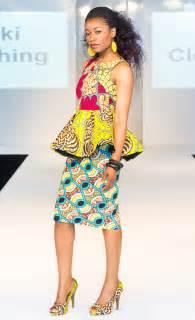 Best Design In African Ankara Short Dresses » Home Design 2017