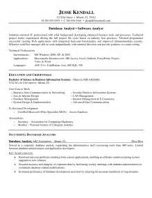 Oracle Business Analyst Sle Resume by Oracle Order To Resume