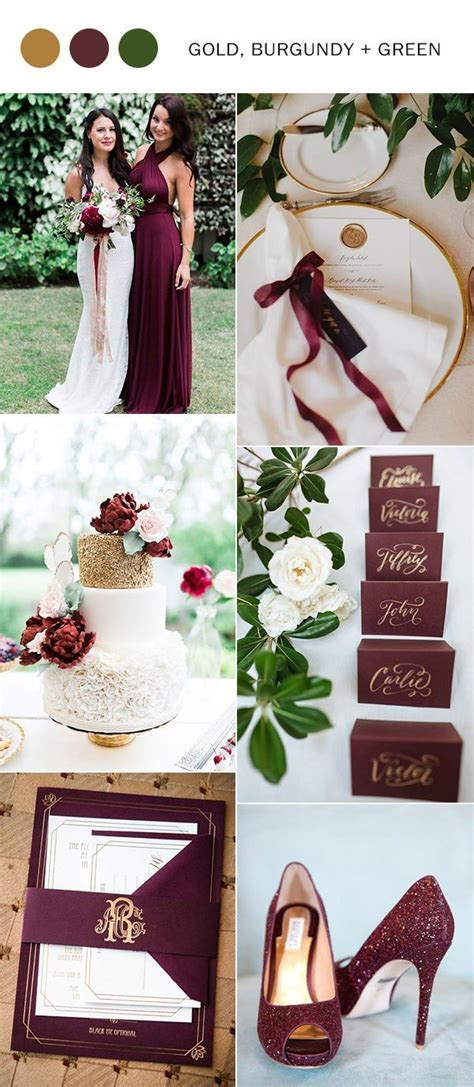 burgundy wedding colors Archives   Oh Best Day Ever